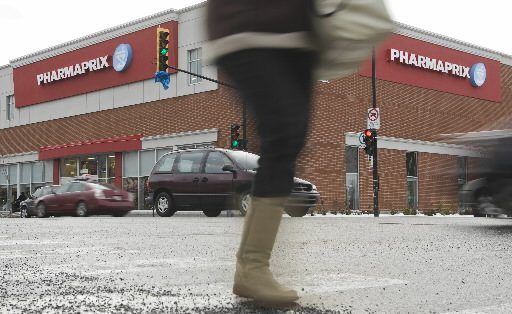 Shoppers Drug Mart ( (Photo: Archives La Presse)