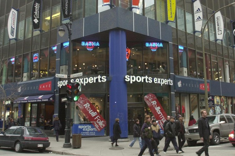 Forzani exploite notamment les magasins Sports Experts.... (Photo: archives La Presse)