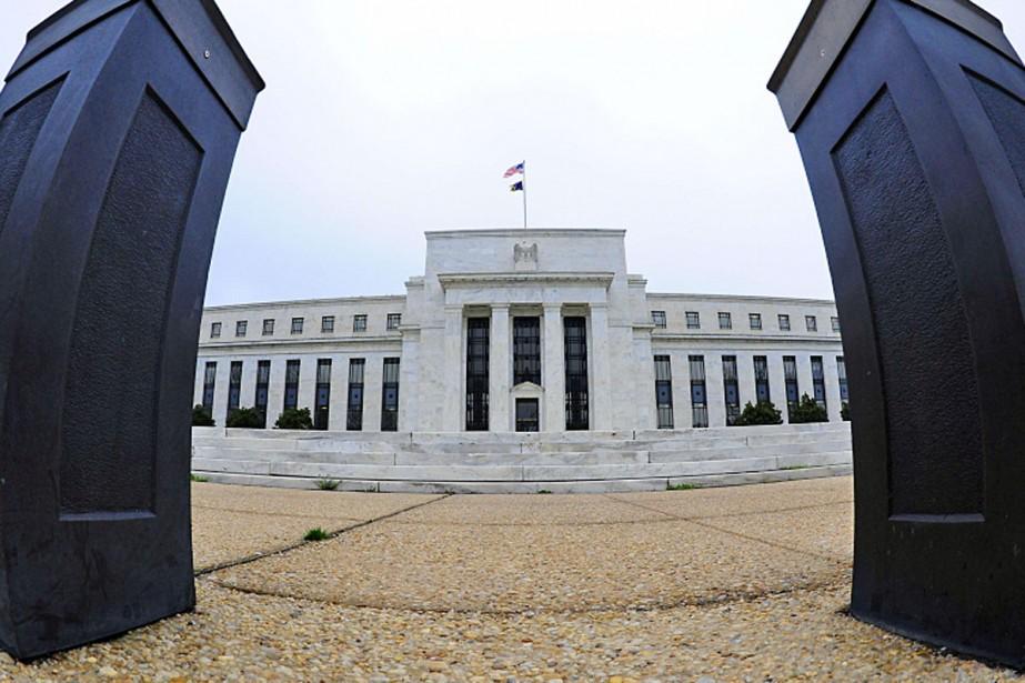 La Réserve fédérale des États-Unis (Fed) a... (Photo: Agence France-Presse)