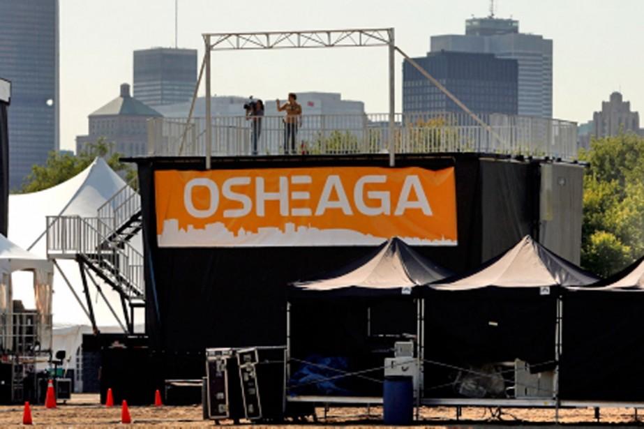 Le festival Osheaga aura un concurrent cet été... (Photo: archives La Presse)