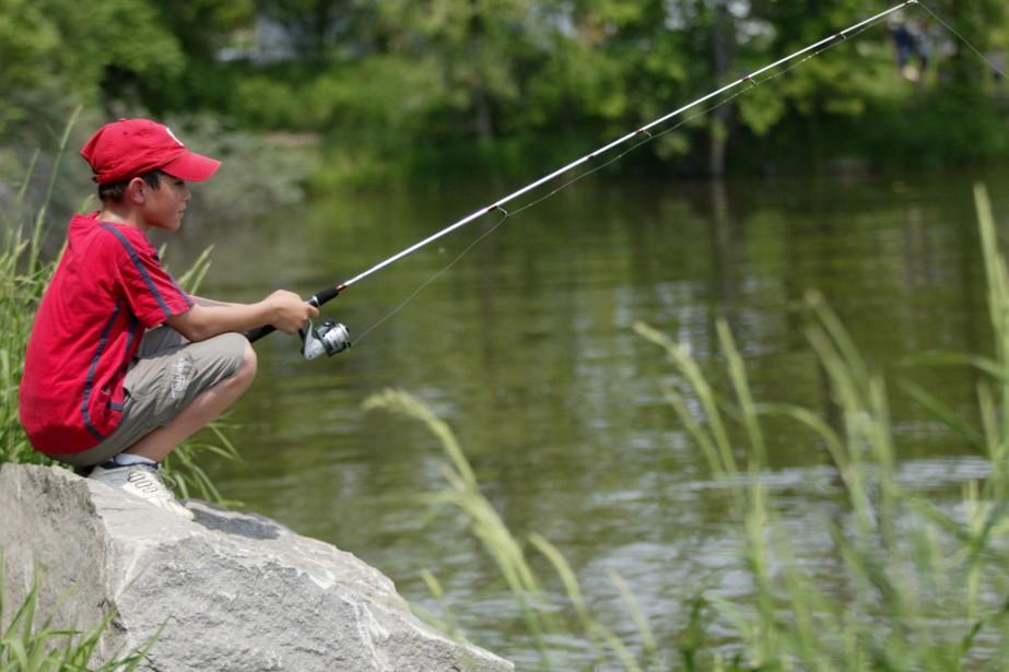 La saison de pêche débutera le 15 mai... (Photo: David Boily, Archives La Presse)