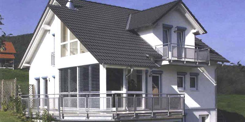 Les maisons de la collection européenne peuvent être... (Photo fournie par Demtec)