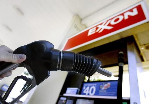 Le numéro un mondial de l'énergie ExxonMobil ( (AP)