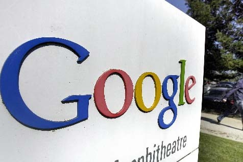 Le groupe internet Google, qui a des relations tendues... (Photo Bloomberg news)