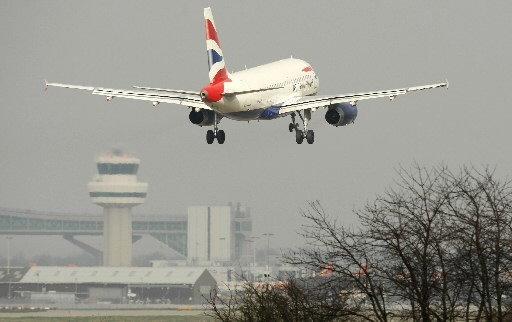 La compagnie aérienne britannique British... (Photo: Agence France-Presse)
