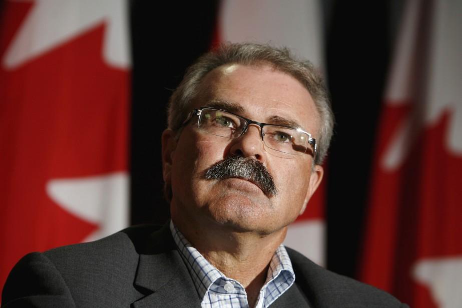 Le ministre de l'Agriculture du Canada, Gerry ... (Photo: PC)
