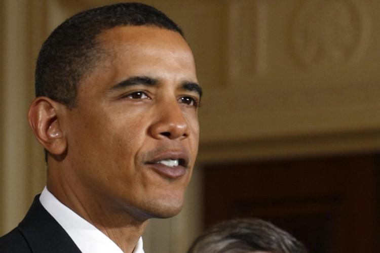 Baerack Obama... (Photo: Reuters)