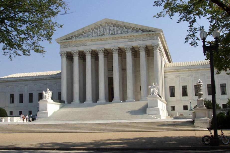 La Cour suprême des États-Unis.... (Photo: Archives Reuters)