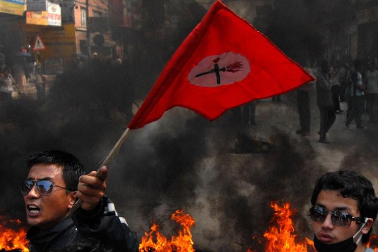 Plusieurs milliers de manifestants sont descendus dans les... (Photo: AFP)