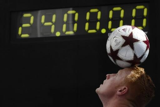 Dan Magness, 25 ans, a battu un record... (Photo: Reuters)