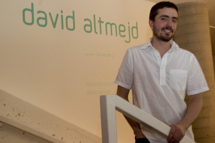 Le sculpteur montréalais David Altmejd... (Photo: Armand Trottier, La Presse)