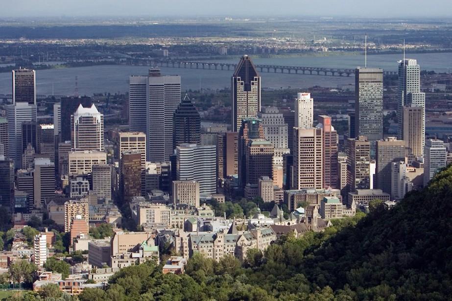 Le Conseil du patrimoine de Montréal craint qu'une partie... (Archives La Presse)