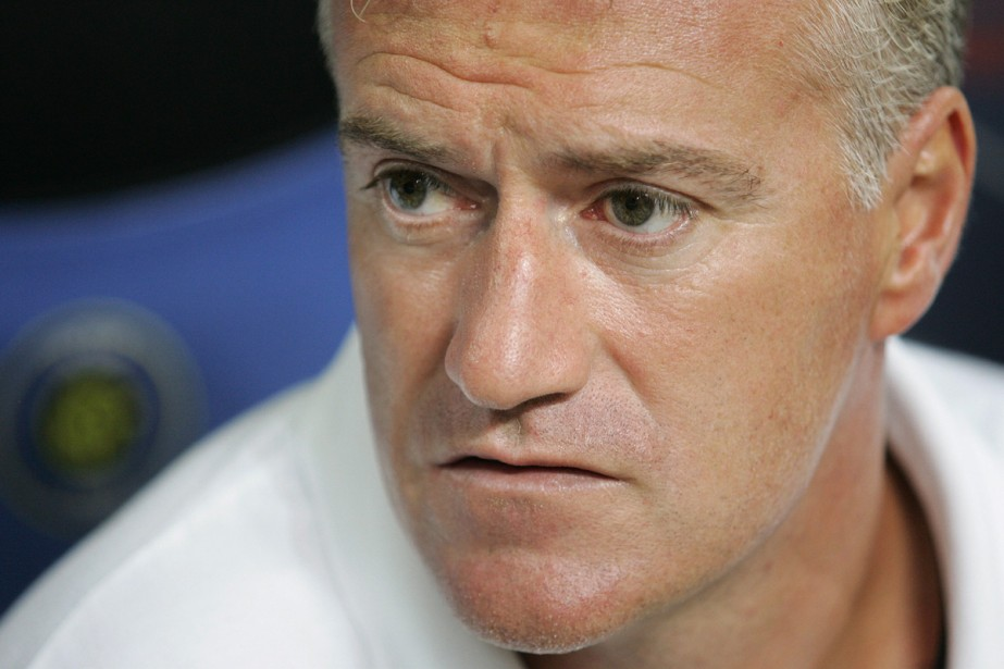 Didier Deschamps... (Photo: AFP)
