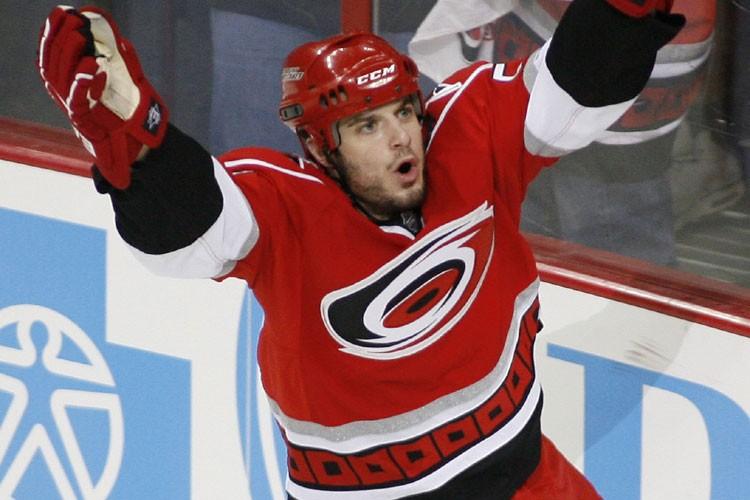 Chad LaRose a récolté huit points depuis le... (Photo: Reuters)