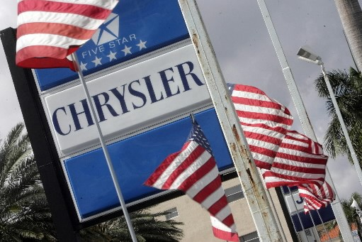 Le juge chargé de la faillite de Chrysler, placée sous la... (Photo: AFP)