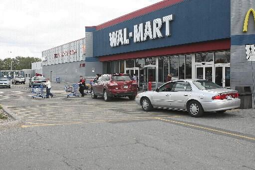 Le géant du détail Wal-Mart a agi de façon illégale en mettant... (Photo: Gesca)