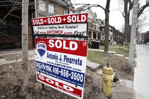 Après une importante chute du marché immobilier, la valeur... (Photo: Reuters)