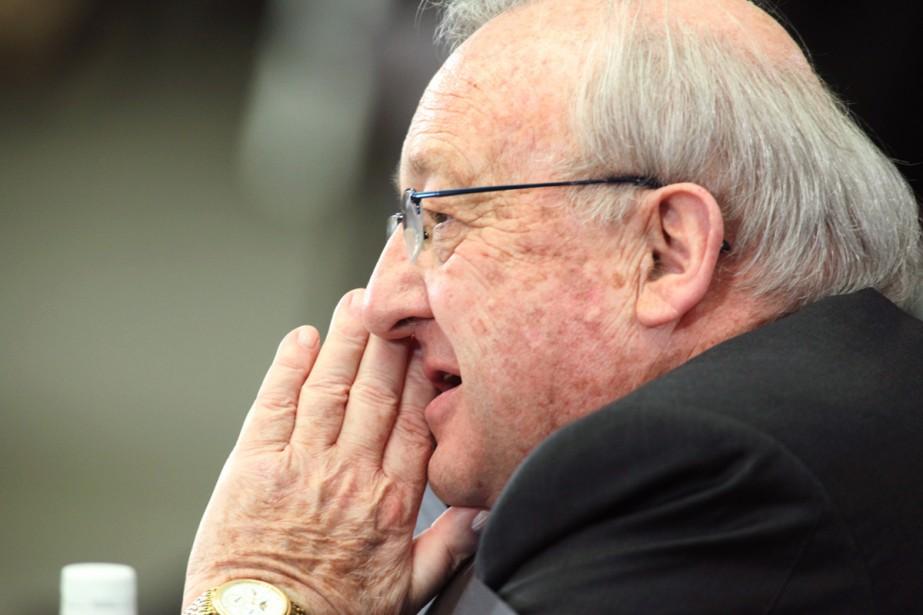 Les 300 000$ que Karlheinz Schreiber affirme... (Photo La Presse Canadienne)