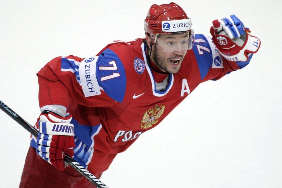 Ilya Kovalchuk... (Photo:  AP)