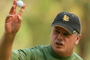 Paul Goydos a quelque peu atteint le statut... (Photo tirée du site de la PGA)