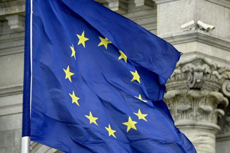 Drapeau de l'Union Européenne... (Photo: AFP)