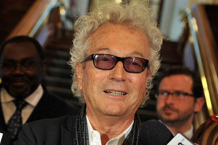 Luc Plamondon a reçu la Médaille d'honneur de... (Photo: Patrice Laroche, Le Soleil)