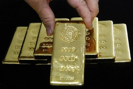 La montée en flèche du prix de l'or de la semaine dernière ne... (Bloomberg)