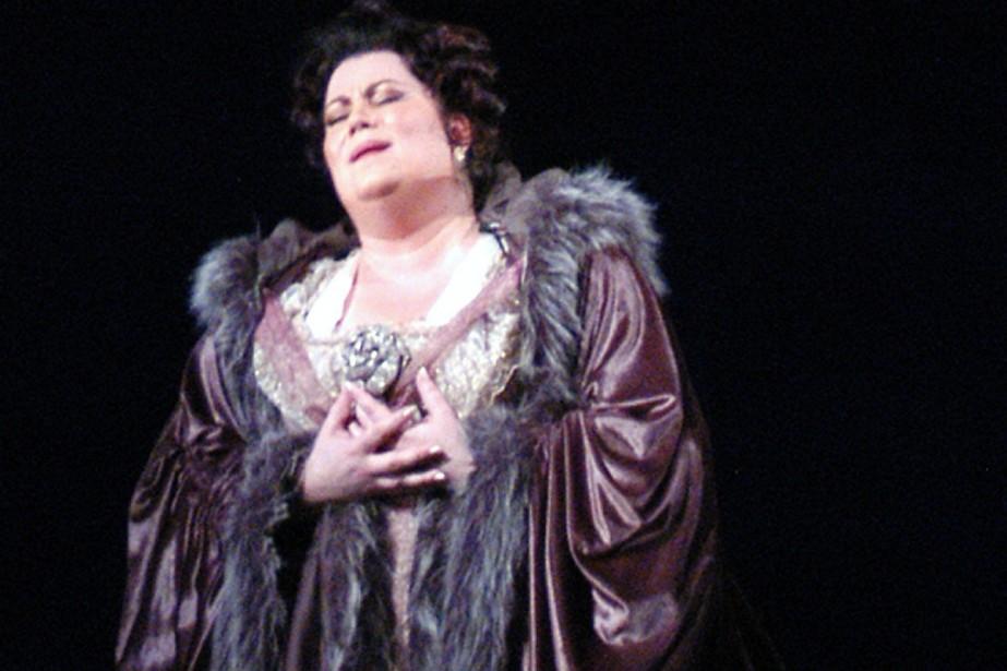 La soprano québécoise, Manon Feubel, vit les plus belles... (Photo: Yves Renaud)