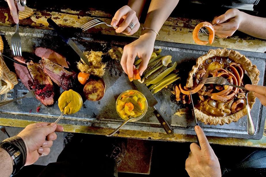Les régimes ne servent qu'à alimenter la culpabilité,... (Archives La Presse)