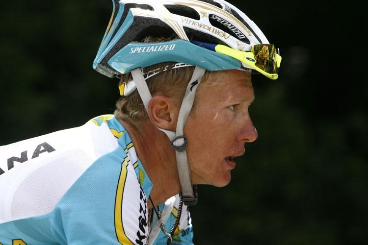 Alexandre Vinokourov... (Photo: Reuters)