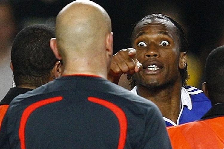 Didier Drogba... (Photo: Reuters)