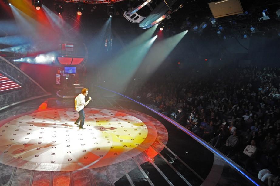 Les aspirants chanteurs peuvent maintenant vivre en condensé... (Photo: Marie-Julie Gagnon, collaboration spéciale)