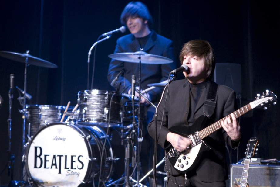 Beatles Story... (Photo: André Pichette, La Presse)
