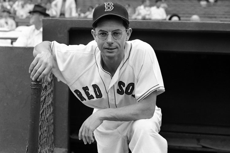 Dominic DiMaggio... (Photo: AP)