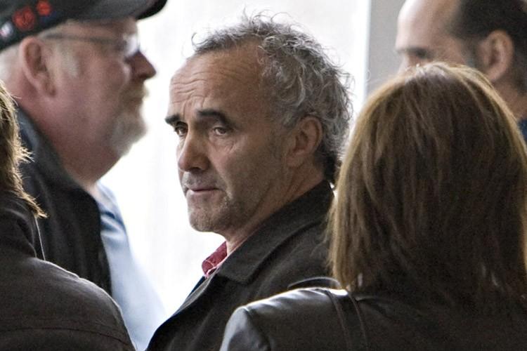 Jacques Couture, le frère de la victime, assiste... (Photo: François Roy, La Presse)