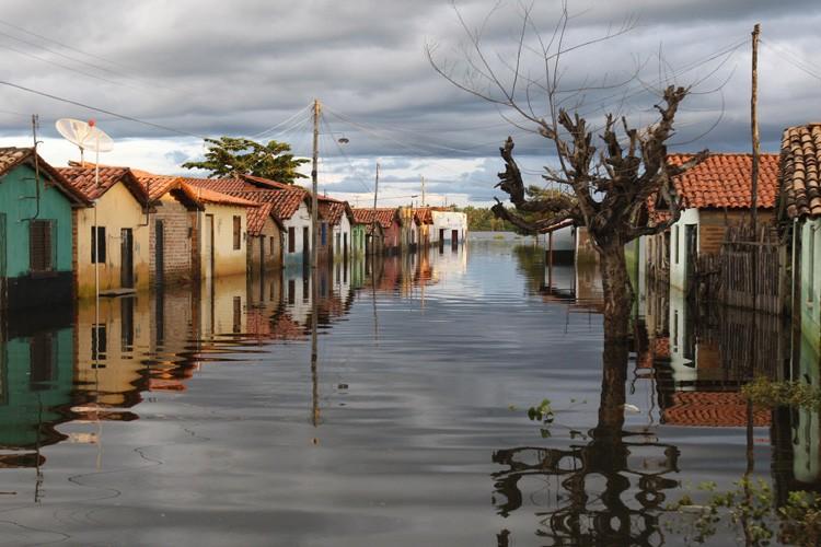 Des pluies diluviennes ont provoqué les pires inondations... (Photo: Reuters)