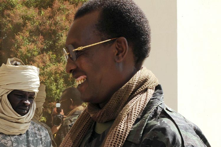 Le président du Tchad, Idriss Deby.... (Photo: Reuters)