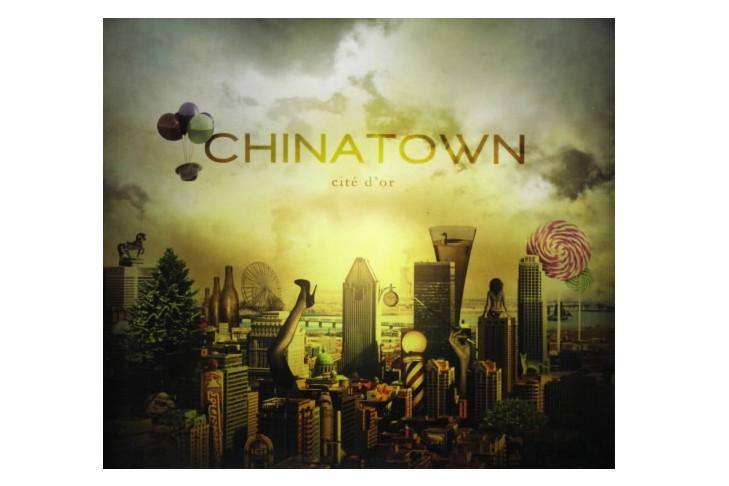 Cité d'or de Chinatown...