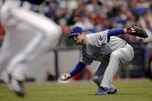Le lanceur partant des Cubs, Ryan Dempster.... (Photo: AP)