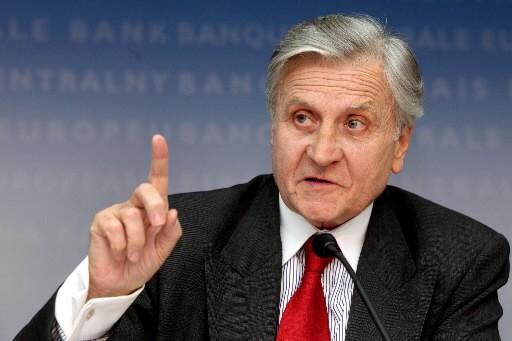Jean-Claude  Trichet... (Photo: Bloomberg)