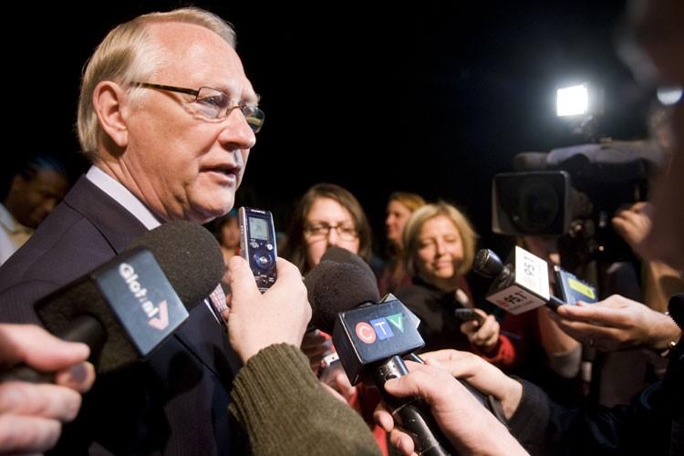 Selon le sondage Angus Reid, pas moins de... (Photo: David Boily, La Presse)
