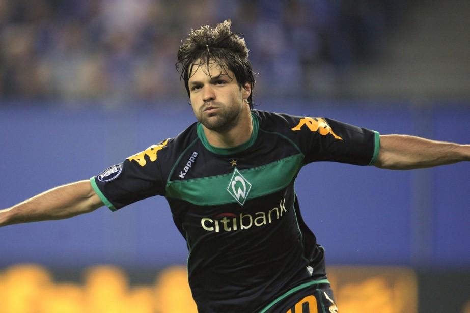 Diego... (Photo: AFP)