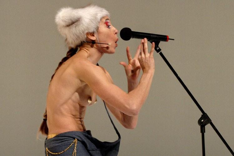 Marie Chouinard a réussi à étonner, voire à... (Photo: Festival TransAmériques)