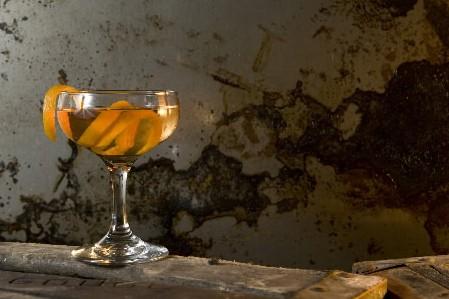 INGRÉDIENTS> 30 ml de brandy d'abricots (Photo: André Tremblay, La Presse)