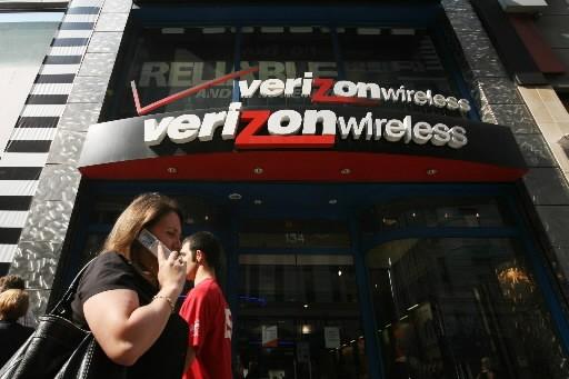 L'opérateur téléphonique américain Verizon ( (Photo: AP)