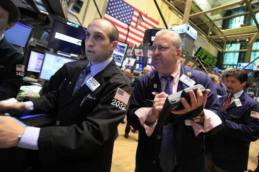 La Bourse de Toronto a encaissé une perte pour une quatrième... (Photo: AP)