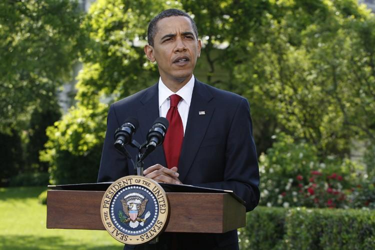 Le président américain Barack Obama est intervenu directement... (Photo: Reuters)