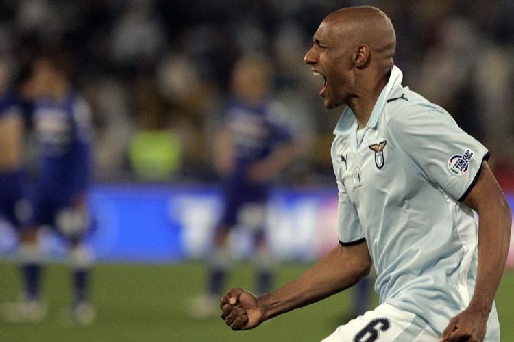 Ousmane Dabo a marqué le but décisif pour... (Photo: AFP)