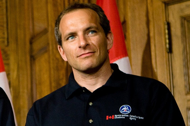 Le Dr David Saint-Jacques est âgé de 39... (Photo: PC)