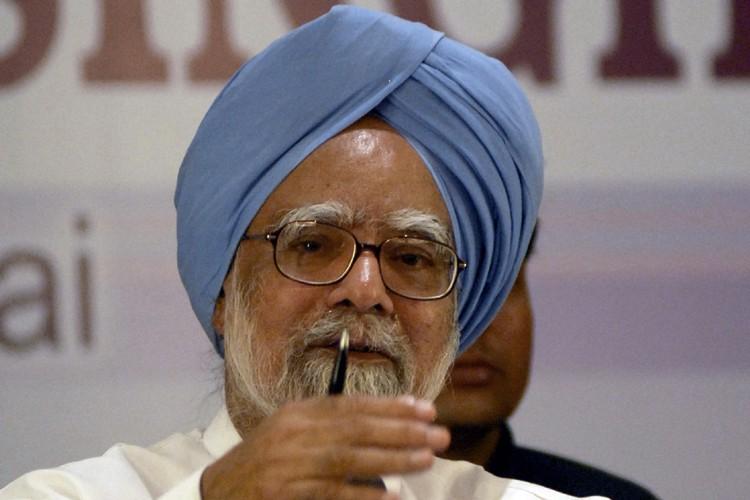 Manmohan Singh... (Photo: AFP)